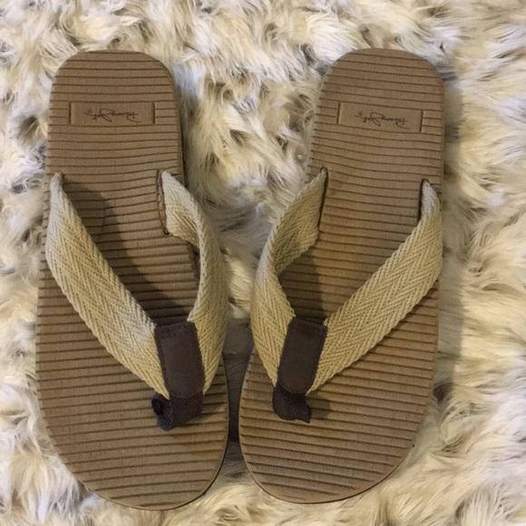 5ff6a9f99da9ab Panama Jack men s flip flops size 11. M 5b704f9ccdc7f70968ae792f